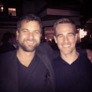 Joshua Jackson et James Van Der Beek, 11 ans après : retour de Pacey et Dawson