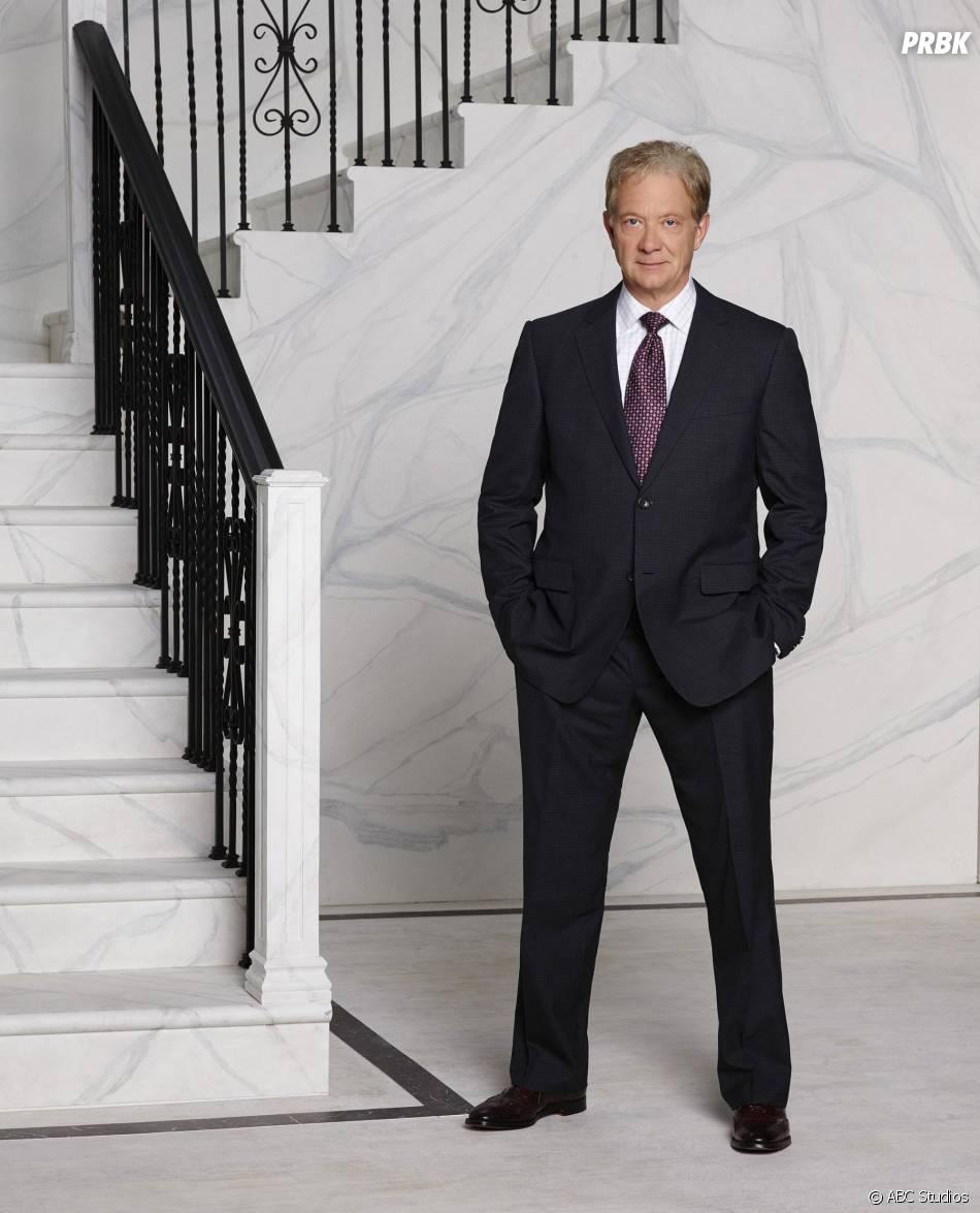 Scandal saison 4, épisode 9 : Cyrus bientôt marié à Michael