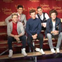 One Direction : leurs statues débarquent chez Madame Tussauds à Hollywood