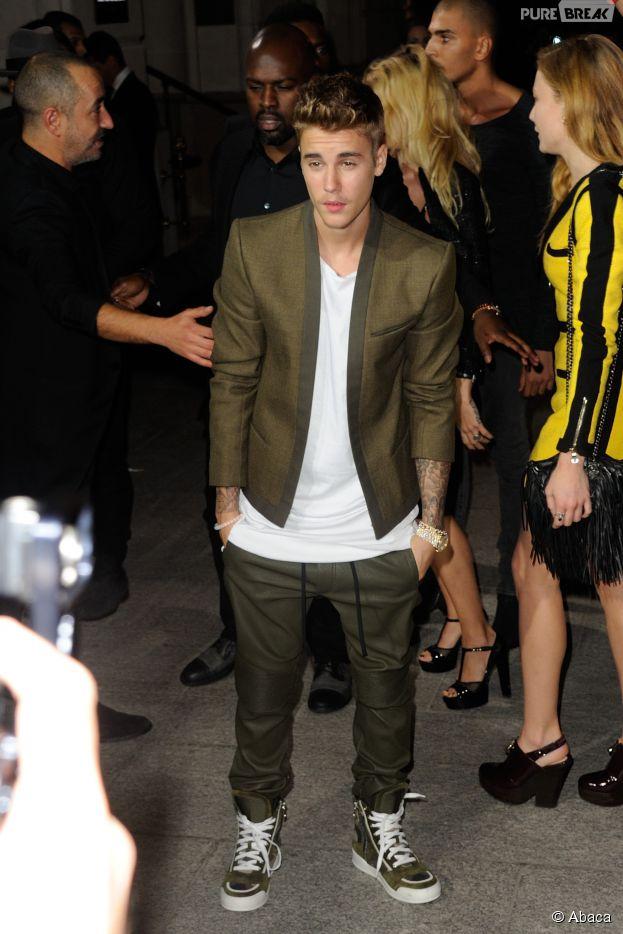 Justin Bieber est 1er du classement des célébrités de moins de 30 ans les plus riches de 2014