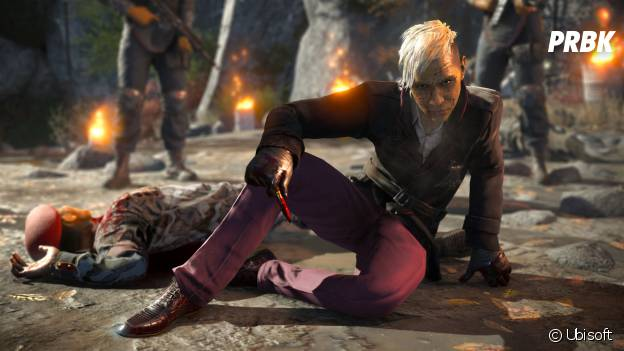 Far Cry 4 : Pagan Min, le grand méchant de ce nouveau volet