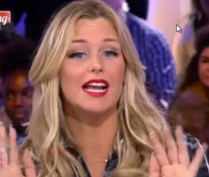 Aurélie Van Daelen clash Linda des Anges en direct dans Le Mad de NRJ 12 le 4 décembre 2014