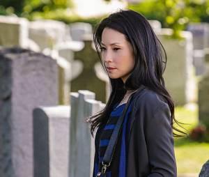 Elementary saison 2 : Lucy Liu sur une photo