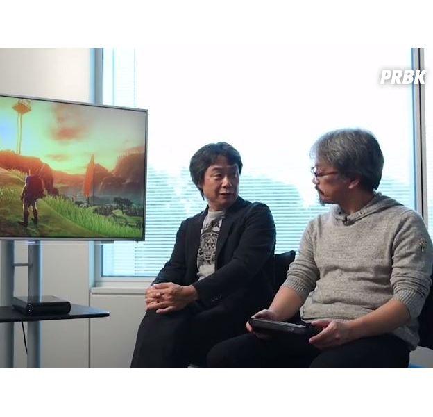 Zelda Wii U, Metal Gear Online, Bloodborne... les vidéos de gameplay des Game Awards