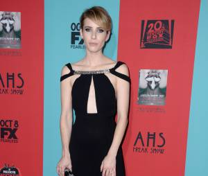 Scream Queens : Emma Roberts retrouve Ryan Murphy