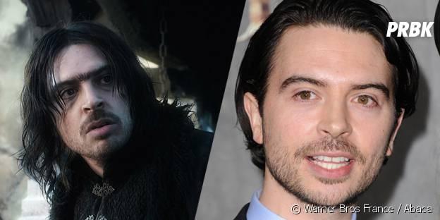 Ryan Gage avant et après sa transformation pour Le Hobbit