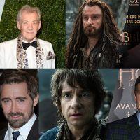Le Hobbit, la Bataille des Cinq Armées : l'étonnante transformation des acteurs