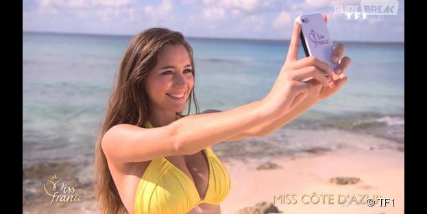 Charlotte Pirroni : ses seins généreux pour une Miss ? Elle assume !