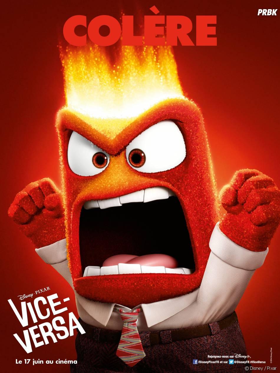Vice-Versa est le nouveau film de Pixar