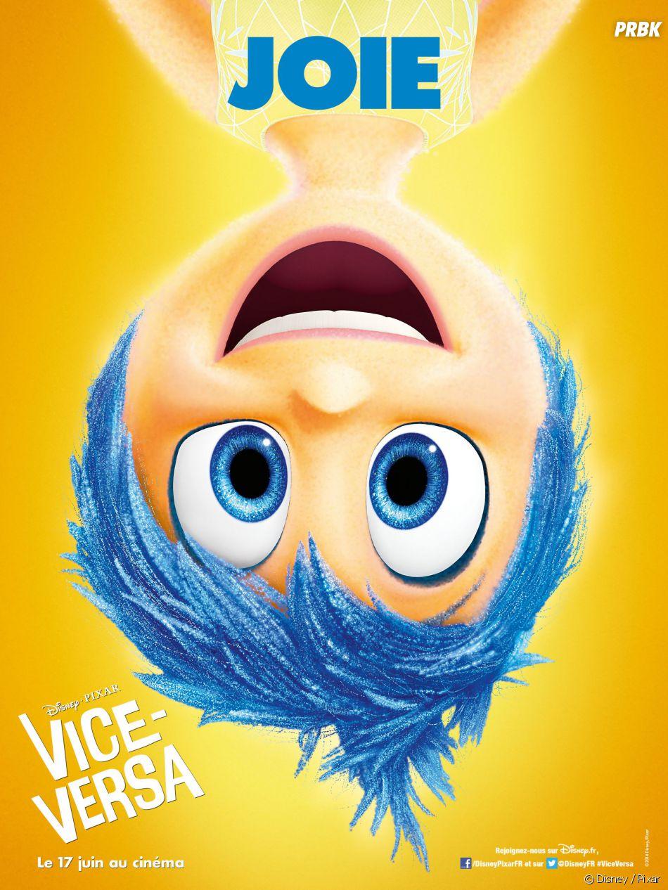 Vice-Versa : première bande-annonce pour le film de Pixar
