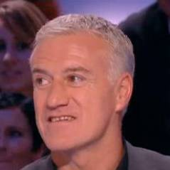 Didier Deschamps chahuté par un spectateur en plein direct du Grand Journal