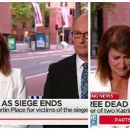 Prise d'otages à Sydney : une journaliste découvre en direct qu'elle connaît l'une des victimes