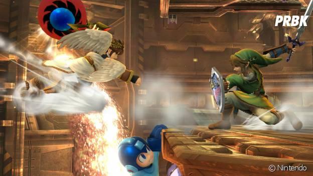 Super Smash Bros Wii U est disponible depuis le 28 novembr 2014