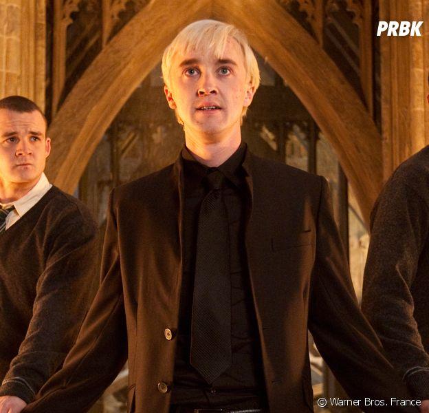 Harry Potter : J.K Rowling dévoile la biographie de Drago Malefoy