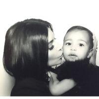 Kim Kardashian : ses photos de famille 100% cute avec North et Kanye West