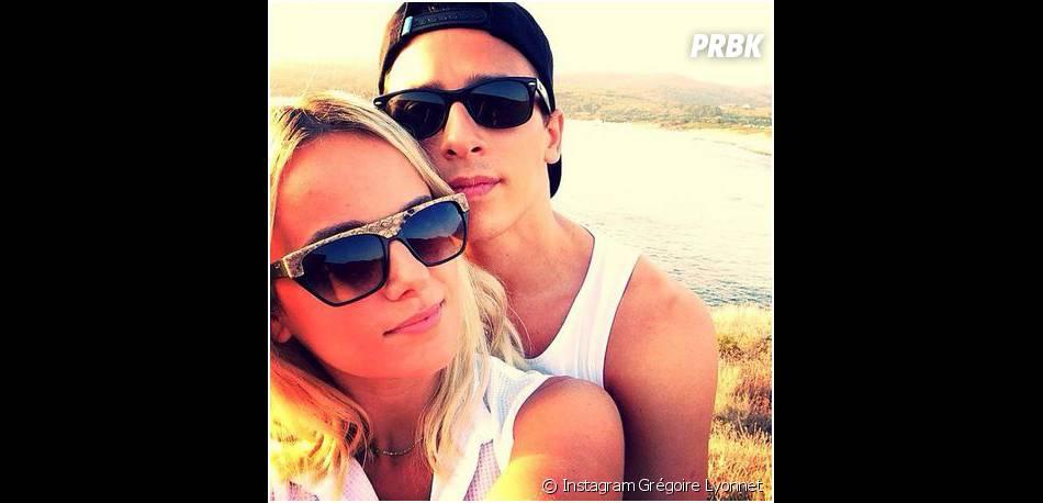 Alizée et Grégoire Lyonnet amoureux sur Instagram