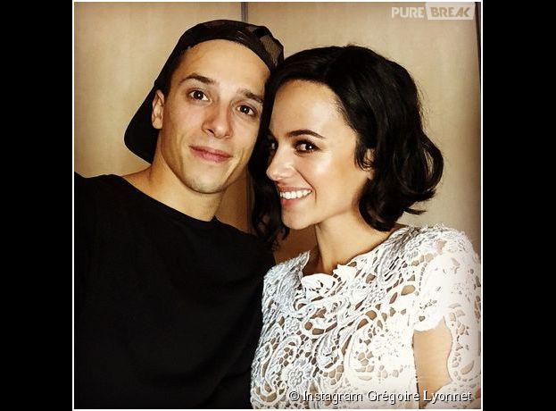 Alizée et Grégoire Lyonnet : photo de couple sur Instagram