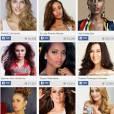 Camille Cerf : Miss France favorite de Miss Univers 2015 sur Facebook