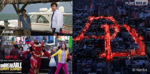 Netflix : Daredevil, Bloodline... les dates d'arrivée