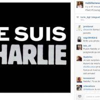 Nabilla, Shy'm, Kerry Washington... l'hommage des stars aux victimes de l'attentat à Charlie Hebdo
