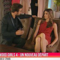 Hollywood Girls 4 - Craig : des méthode douteuses pendant un entretien avec un mannequin