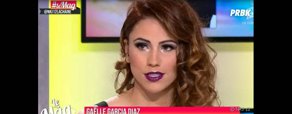 Gaëlle Garcia Diaz (Hollywood Girls 4) célibataire