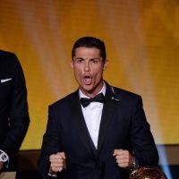 Cristiano Ronaldo, Ballon d'Or 2014 : hommage à son père décédé et cri de joie improbable