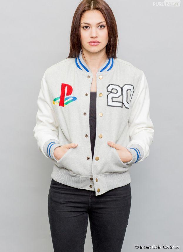 PlayStation : une ligne de vêtements pour les 20 ans