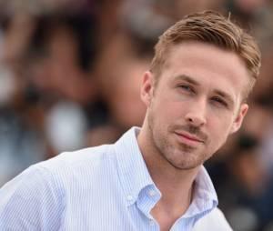 Ryan Gosling en photocall pendant le festival de Cannes 2014