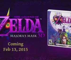 The Legend of Zelda - Majora's Mask 3D : le trailer du Nintendo Direct