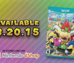 Mario Party 10 : le trailer du Nintendo Direct