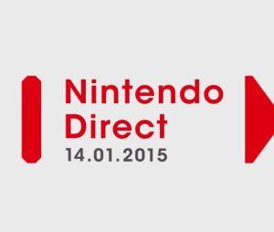 "Nintendo a tenu une conférence vidéo ""Nintendo Direct"" le 14 janvier 2015"