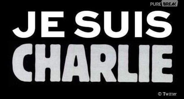 Je suis Charlie : une application pour monter son soutien