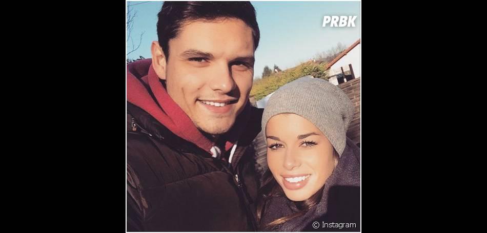 Florent Manaudou et Fanny Skalli : couple complice sur Instagram en décembre 2014