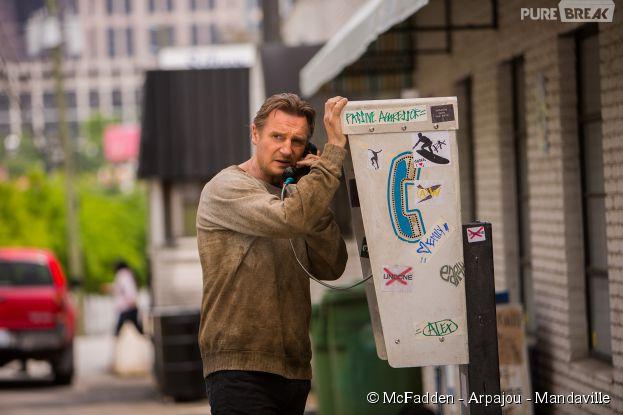 Liam Neeson est à l'affiche de Taken 3