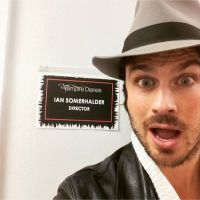 Ian Somerhalder réalisateur dans The Vampire Diaries, la surprise de Nikki Reed