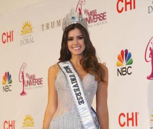 Paulina Vega gagnante de l'élection de Miss Univers 2015