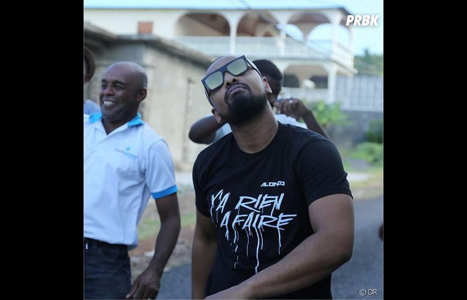 """Alonzo : le rappeur des Psy 4 de la Rime sort son 3e album solo """"Règlement de comptes"""", dans les bacs le 26 janvier 2015"""
