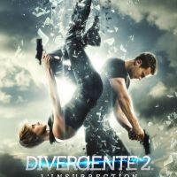 Divergente 2 : l'affiche française avec Shailene Woodley et Theo James en exclu