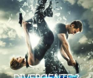 Divergente 2, l'insurrection : l'affiche française avec Shailene Woodley et Theo James en exclu