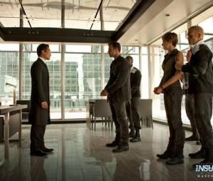 Divergente 2 : Quatre et Tris à la rencontre des factions