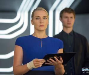 Divergente 2 : Kate Winslet (Jeanine) sur une photo