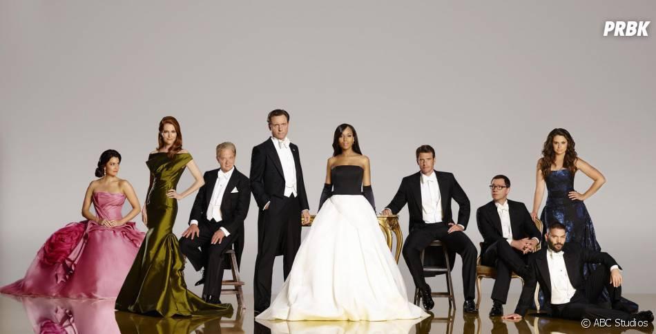 Scandal saison 4 : photo du casting