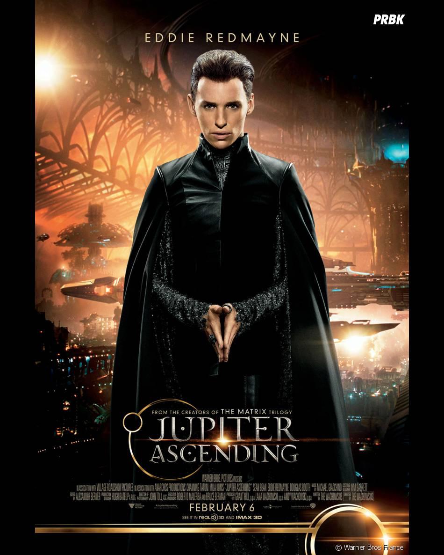 Eddie Redmayne dans Jupiter Ascending
