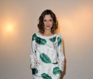 Emmanuelle Boidron aux Prix Lumières 2015 à Paris le 2 février 2015
