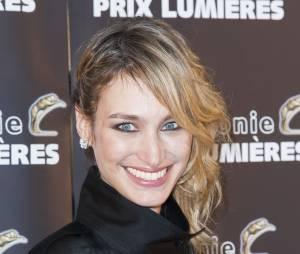 Pauline Lefèvre aux Prix Lumières 2015 à Paris le 2 février 2015