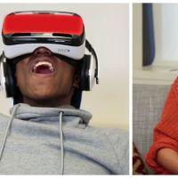 Ils regardent du porno pour la 1ère fois... en réalité virtuelle, leurs réactions sont drôlissimes