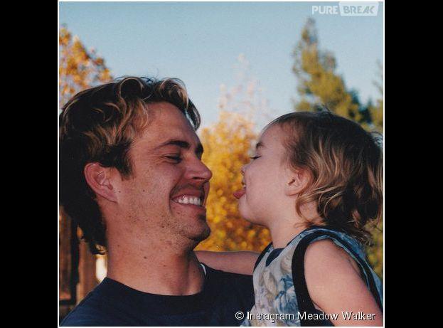 Paul Walker : sa fille Meadow lui rend hommage avec une photo souvenir