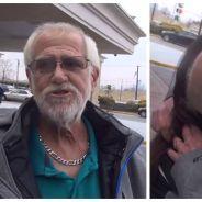 Instant émotion : il voit sa fille et ses petits enfants pour la 1ère fois depuis 10 ans