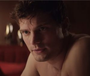 Fifty Shades of Grey : Jamie Dornan torse-nu dans un extrait